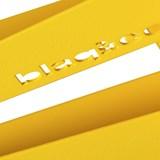 Table d'appoint AUGUSTIN - acier jaune et valchromat 4