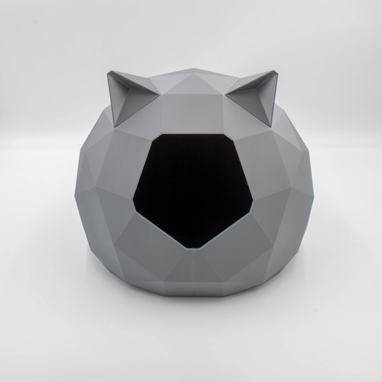 Niche TAO - grise avec oreilles   - Design : Catalpine