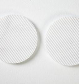 Irofili Coaster Set of 2  - marble
