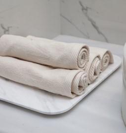 Cyrus Rectangular Tray - marble