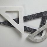 Accessoires de bureau Thalis & Pythagoras - marbre 2