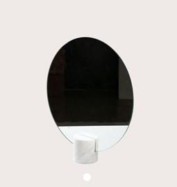 Aesop Mirror - marble