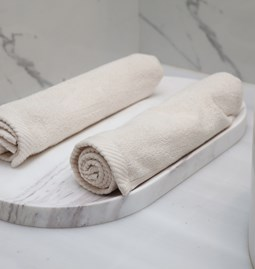 Lia Serving Tray - marble