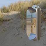 Dune wall mirror - beige 4