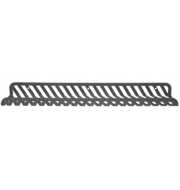 Grid 02 Wall Shelf - anthracite