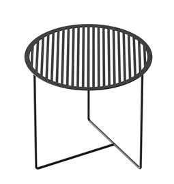 Table d'appoint Grid 01 - noir