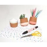Voltasol Mini flowerpot - white 5