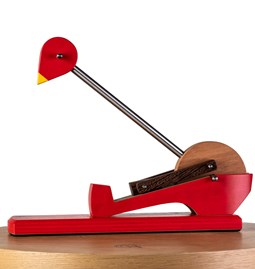 Aladino nutcracker - Red