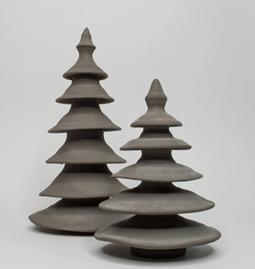 Christmas tree - Stoneware
