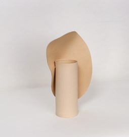 Vase Carnation - Sable