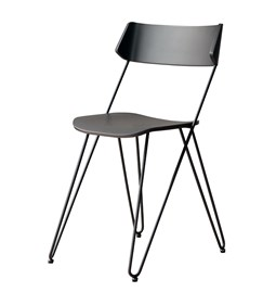 IBSEN ONE Chair  GRAY