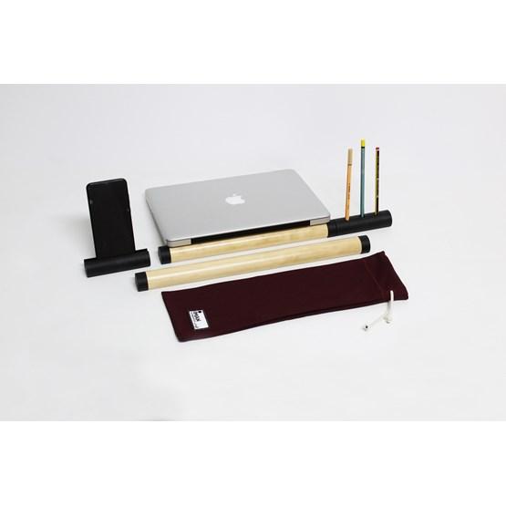 IMAN workstation - Purple set - Design : Hugi.r