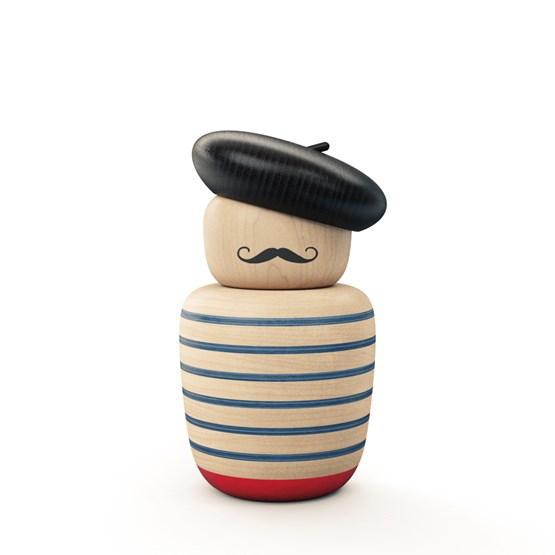 L'Artist wooden figurine - Design : Bright Potato