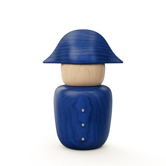 The General wooden figurine - Design : Bright Potato