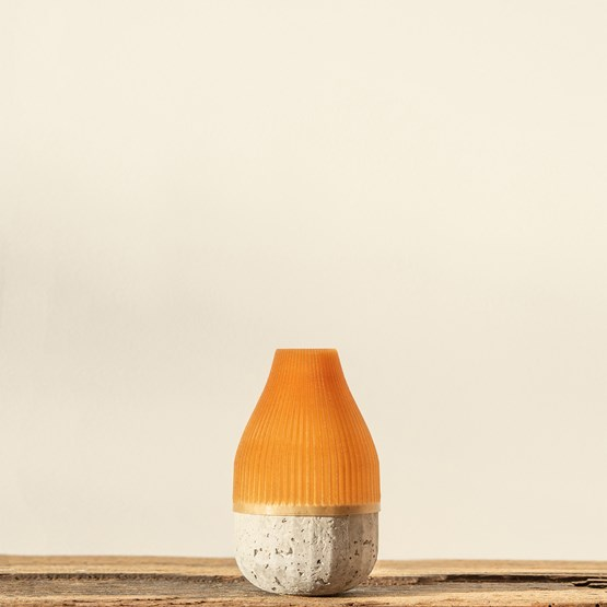 Plume 85 soliflore - wheat - Design : Poule