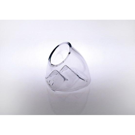 Formes libres sous influence - N4 - verre - Design : Anaïs Junger