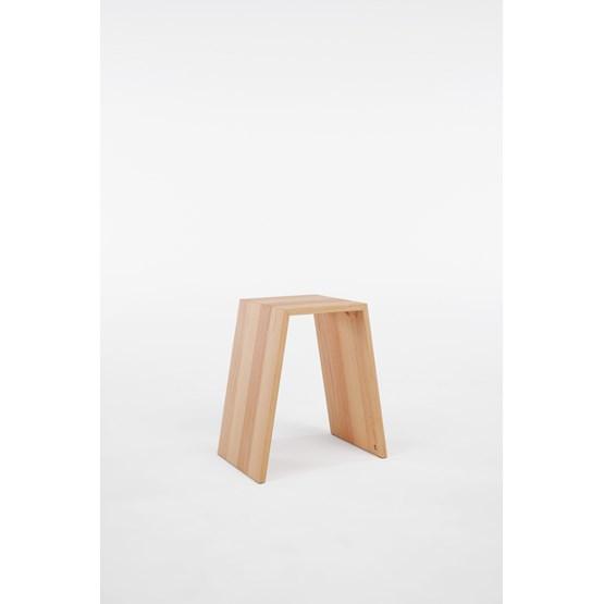 Tabouret M - frêne - Design : Brauchst