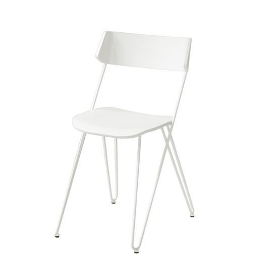 IBSEN ONE Chair - white - Design : Greyge