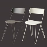 IBSEN ONE Chair - white 5