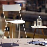 IBSEN ONE Chair - white 6