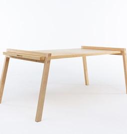 Table Steckplatz - chêne
