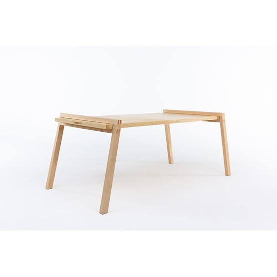 Table Steckplatz - chêne - Design : Brauchst