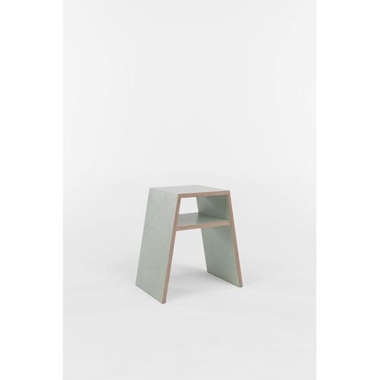 Stool S - green - Design : Brauchst