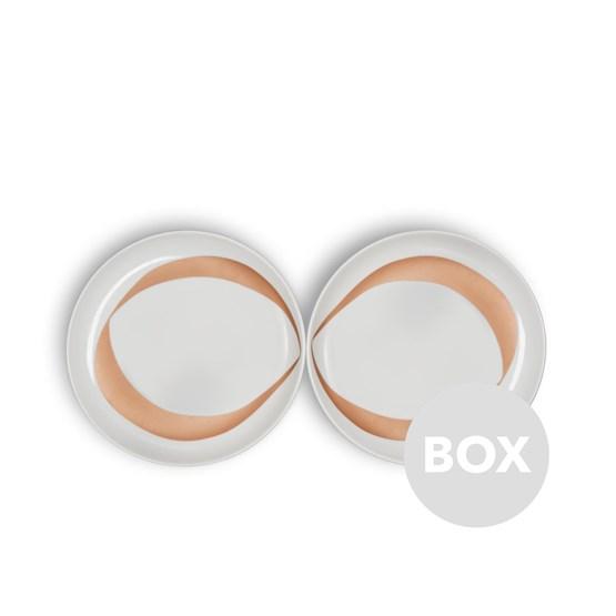 Assiettes à Dessert Design - Box 21 - Design : ICH&KAR