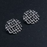 MESH Collection - Round Earrings 2