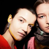 Boucles d'oreille rectangulaires - Mesh collection 4