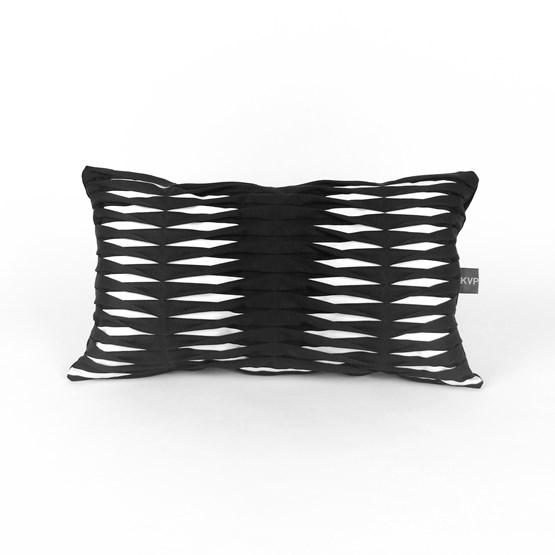 Moire Cushion 1F - Limited serie - Design : KVP - Textile Design