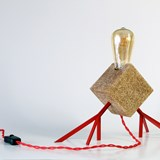Lampe Agaphanto E.T. - rouge 5