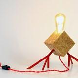 Lampe Agaphanto E.T. - rouge 6