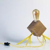 Agaphanto E.T. lamp - yellow 5