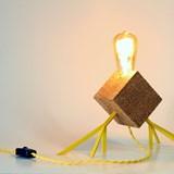 Lampe Agaphanto E.T. - jaune 6