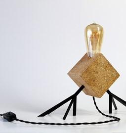 Lampe Agaphanto E.T. - noir