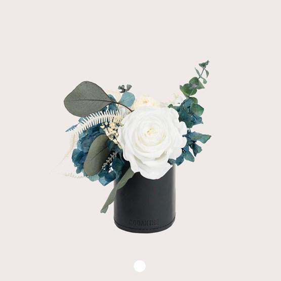 Petit pot Kind of Blue - black - Design : Rodanthe