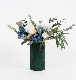 Petit pot Kind of Blue - green