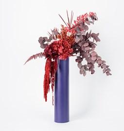 Colonne Cinabre - violet