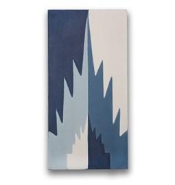 Carreau de ciment N°04 - Bleu