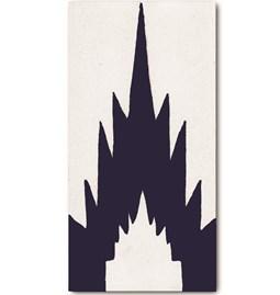 Carreau de ciment N°04 - Blanc