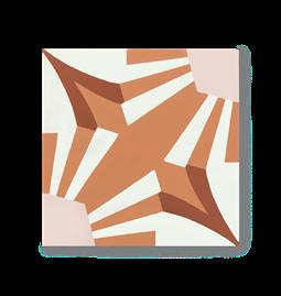 Carreau de ciment N°34