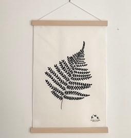Wall hanging La fougère - Cotton