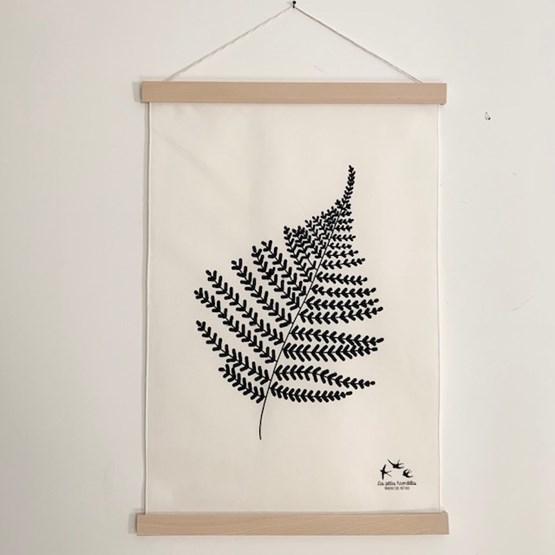 Wall hanging La fougère - Cotton - Design : Les petites hirondelles