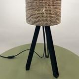 FLAX#8 LAMP - linen  4