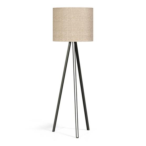 FLAX#9 FLOOR LAMP - linen - Design : EXSUD