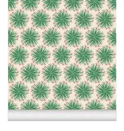 Wallpaper Chardons - Topaz