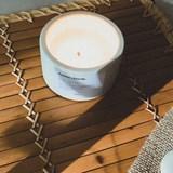 Scented concrete candle - Apple cinnamon 5
