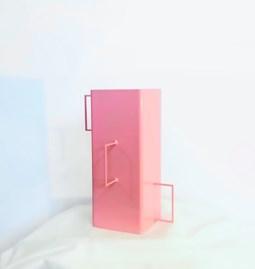 """Le vase """"FLEUR DE LILAS"""""""
