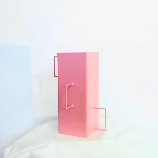 """Le vase """"FLEUR DE LILAS"""" - Design : Louis Garances"""